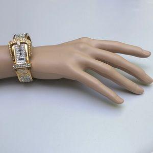 Victoria Wieck bangle watch